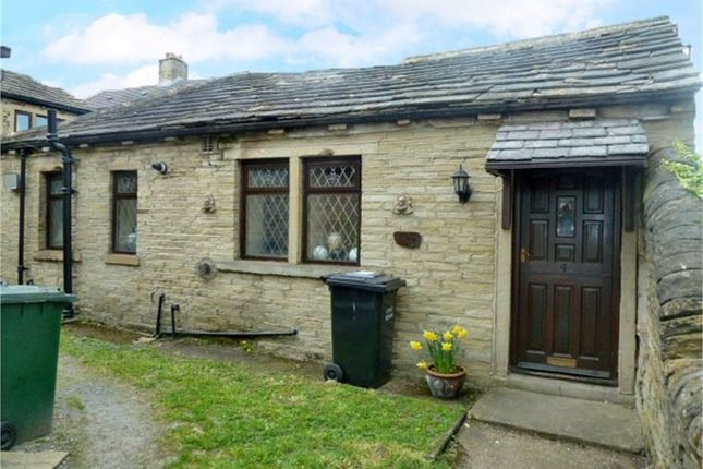 Thumbnail Detached bungalow for sale in Breaks Fold, Wyke, Bradford, West Yorkshire