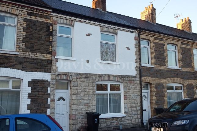 Thumbnail Terraced house to rent in Pugsley Street, Newport, Newport.