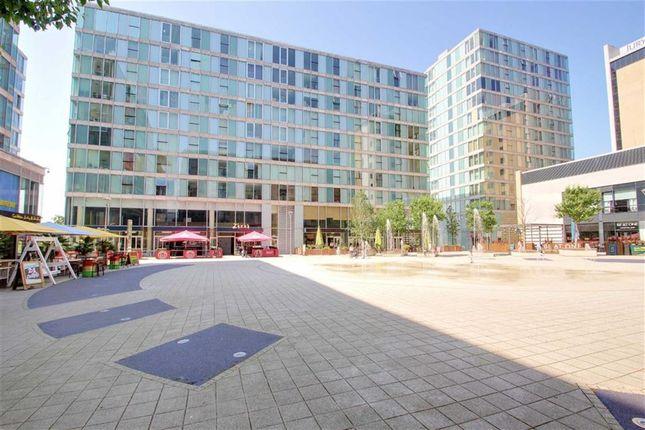 Thumbnail Flat to rent in Carnegie House, 503 Witan Gate, Milton Keynes