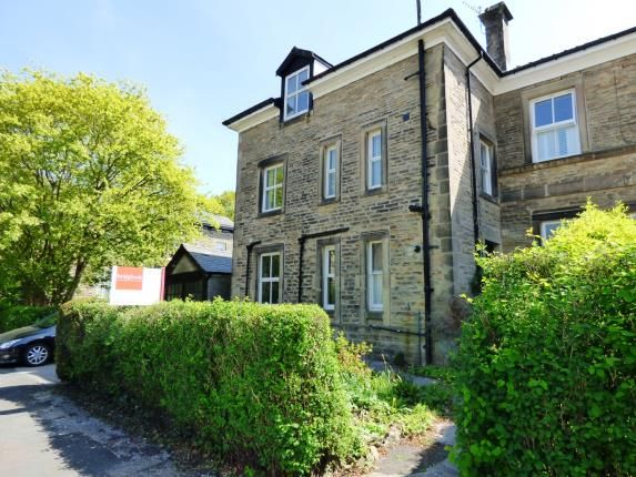 Front of Park Road, Buxton, Derbyshire SK17