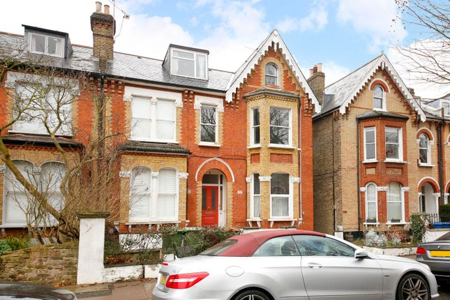 Thumbnail Flat for sale in Marmora Road, London