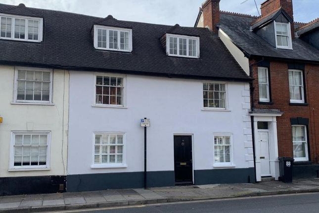 Thumbnail Town house for sale in Brown Street, Salisbury