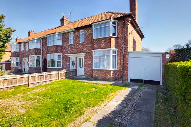 Semi-detached house for sale in Pritchett Road, Ormesby