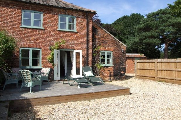 Thumbnail Cottage to rent in Broad Fen Lane, Dilham, North Walsham
