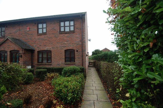 1 bed flat to rent in Chestnut Drive, Yarnfield ST15