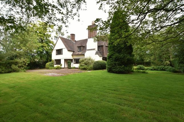 Thumbnail Detached house for sale in Cheadle Road, Cheddleton, Leek