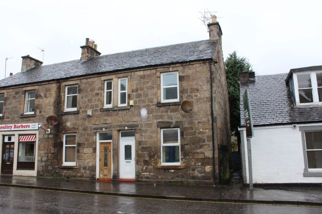 Thumbnail End terrace house to rent in High Street, Tillicoultry
