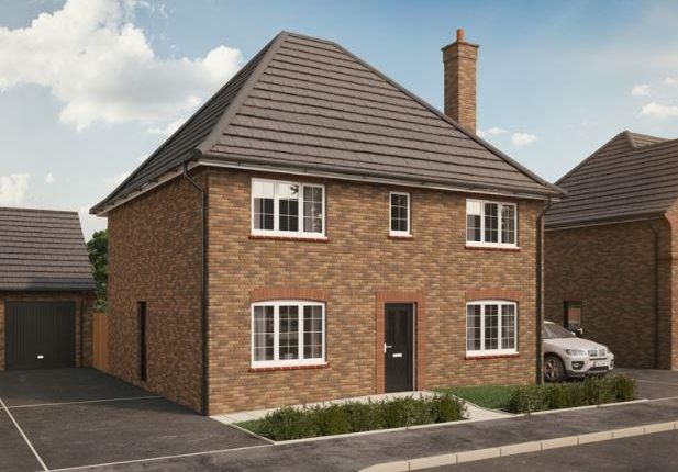 Thumbnail Detached house for sale in Plot 187 Marston, Hansons Reach, Stewartby, Bedford