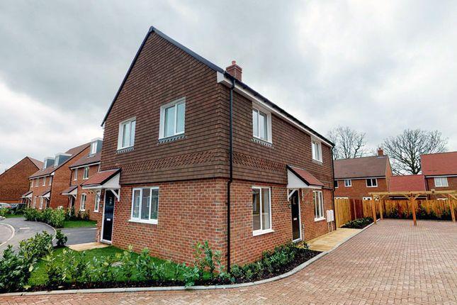 3 bedroom semi-detached house for sale in West End Gateway, Beldam Bridge Gardens, West End, Surrey