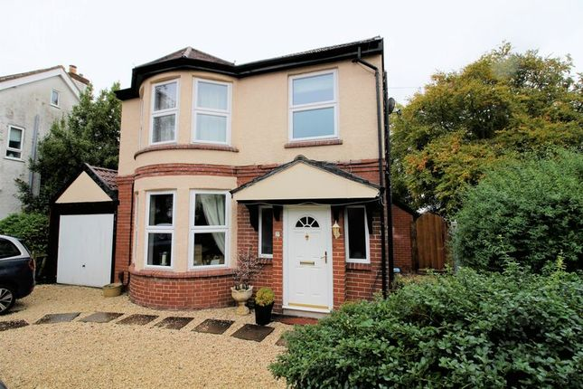 Thumbnail Detached house to rent in Charlton Park, Keynsham, Bristol