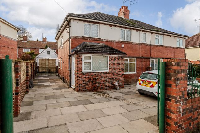 Thumbnail Semi-detached house for sale in Brookside, Wetherby