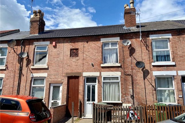 Thumbnail Terraced house to rent in Ray Street, Heanor
