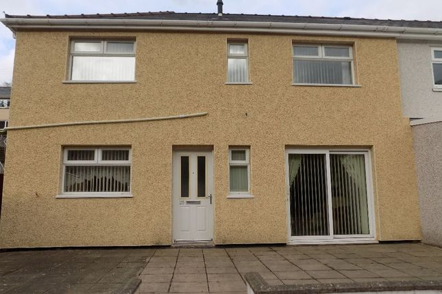 Thumbnail Semi-detached house for sale in Morley Road, Abertillery