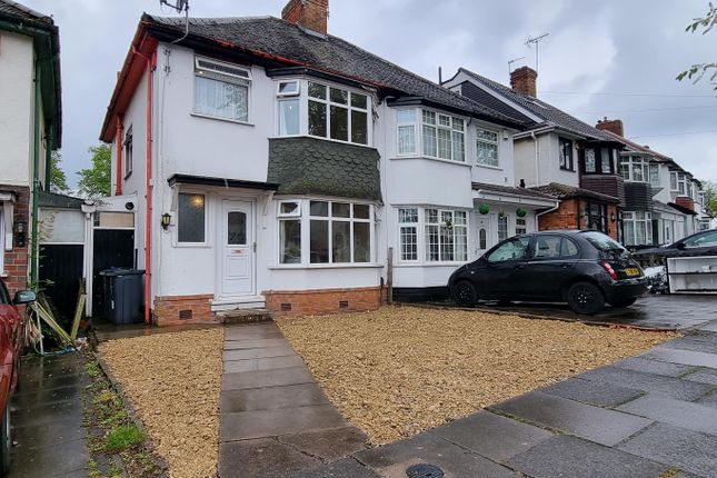 Thumbnail Property to rent in Derrydown Road, Perry Barr, Birmingham