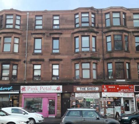Thumbnail Flat for sale in Shettleston Road, Glasgow, Lanarkshire