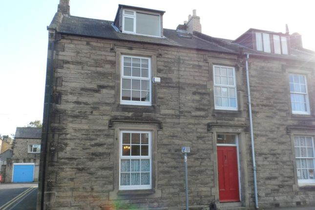 Thumbnail Terraced house for sale in Howard Terrace, Morpeth