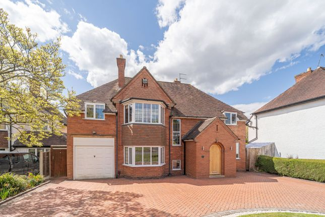 Thumbnail Detached house for sale in Park Avenue, Solihull