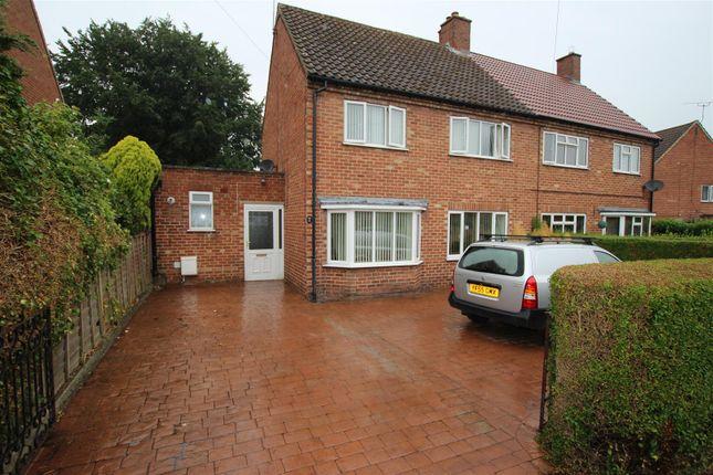 Thumbnail Semi-detached house for sale in 41 Milton Avenue, Malton
