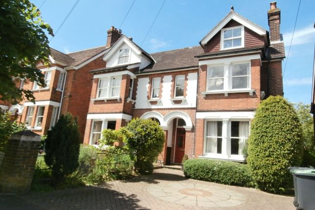 Thumbnail Semi-detached house to rent in The Drive, Tonbridge