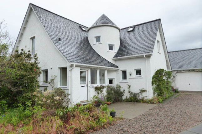 Thumbnail Detached house for sale in Spindrift, Arivegaig, Acharacle