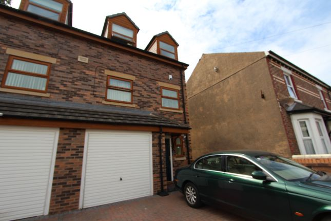 Thumbnail Semi-detached house to rent in Clwyd Street, Wallasey
