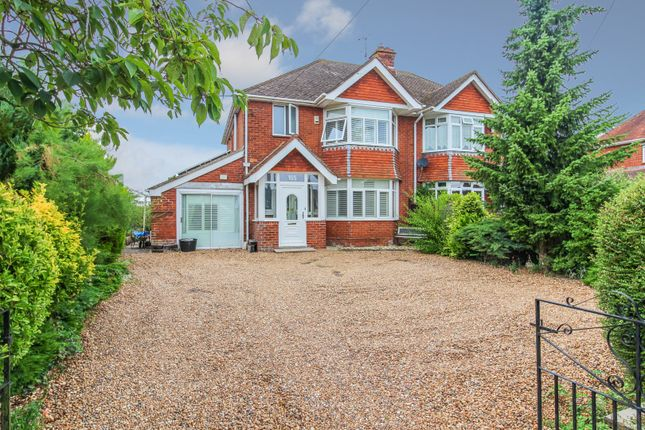 Thumbnail Semi-detached house for sale in Countess Road, Salisbury