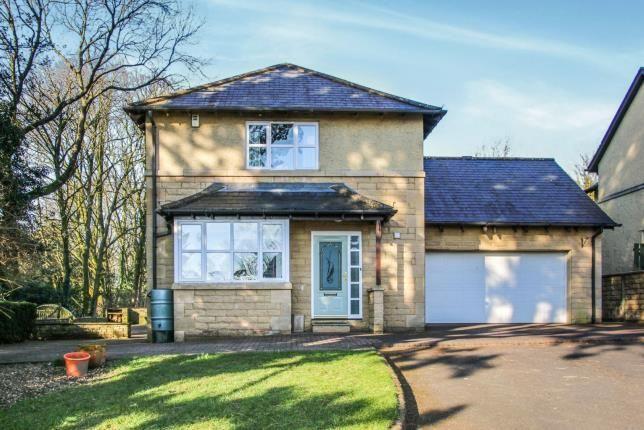 Thumbnail Detached house for sale in The Gardens, Halton, Lancaster
