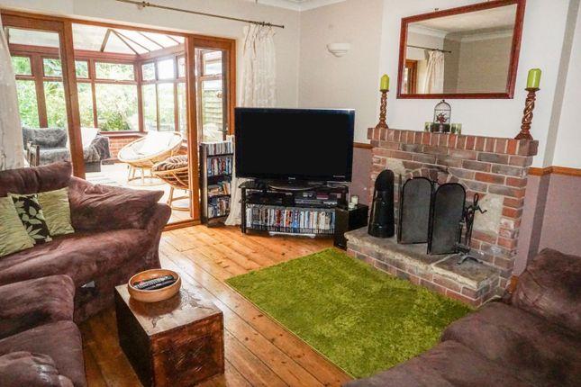 Lounge of Lushington Hill, Wootton Bridge PO33