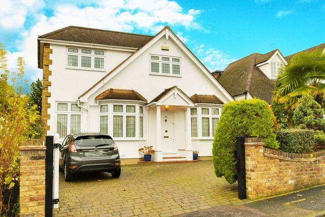 Thumbnail Detached house for sale in Cypress Avenue, Enfield