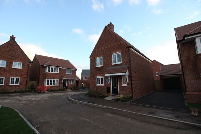 Thumbnail Detached house to rent in Whinberry Drive, Shrewsbury, Shropshire