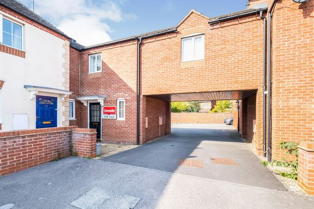 2 bed terraced house for sale in High Barns Close, Grange Park, Northampton NN4