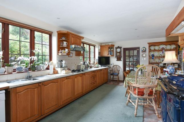 Thumbnail Detached house for sale in Llanwrthwl, Mid Wales