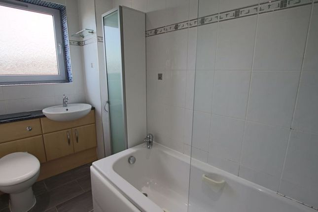 Bathroom of South Road, Lochee, Dundee DD2