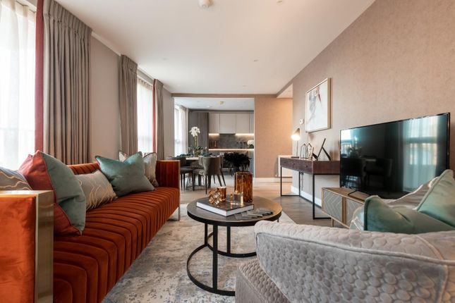 Thumbnail Flat for sale in Snow Hill Wharf, Shadwell Street