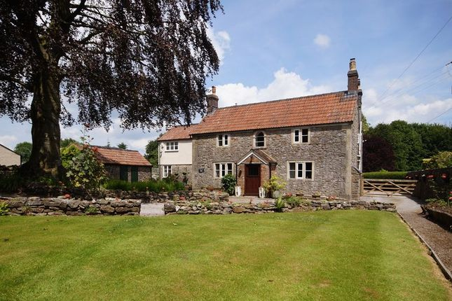 Thumbnail Detached house for sale in Green Ore, Wells
