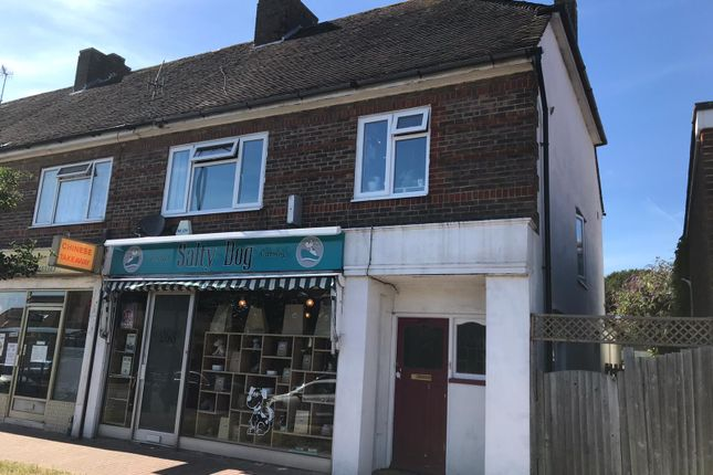 Thumbnail Retail premises for sale in Upper Shoreham Road, Shoreham
