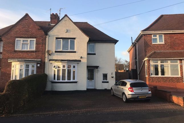 Thumbnail Semi-detached house to rent in Parsons Hill, Oldbury