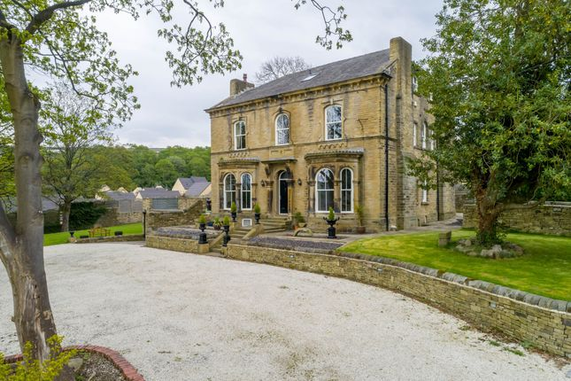 Thumbnail Detached house for sale in Upper Clough, Linthwaite, Huddersfield