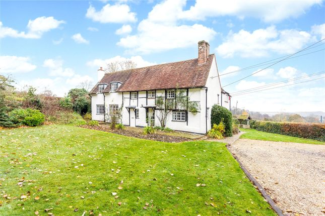 Detached house for sale in Ibstone, High Wycombe, Buckinghamshire