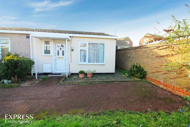 Thumbnail Terraced bungalow for sale in Boyce Way, London