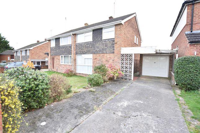 3 bed semi-detached house for sale in Dee Road, Tilehurst, Reading RG30