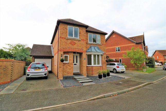 Thumbnail Detached house for sale in Tokely Road, Frating, Colchester, Essex