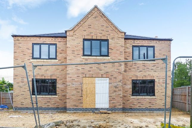 Thumbnail Detached house for sale in Water Lane, Thurlby, Bourne, Lincolnshire.