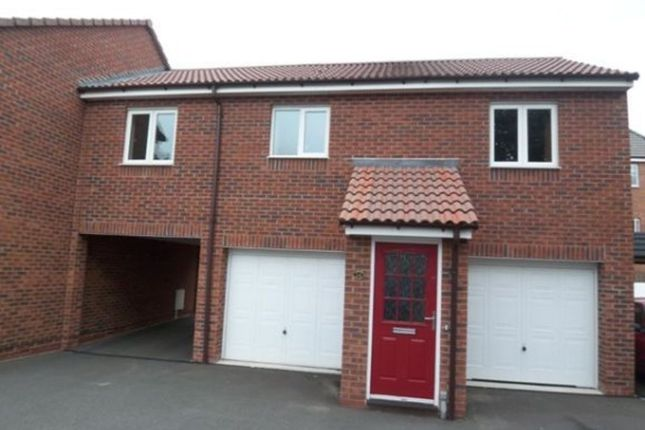 Thumbnail Flat to rent in Dexter Avenue, Grantham