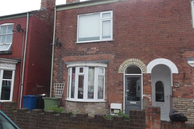 Thumbnail Semi-detached house to rent in Cecil Street, Gainsborough