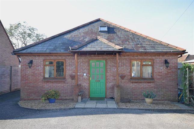Thumbnail Bungalow for sale in Queen Gardens, Stockbridge, Chichester, West Sussex