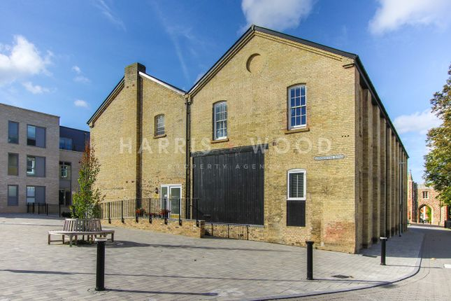 Thumbnail Flat for sale in Londinium Road, Colchester