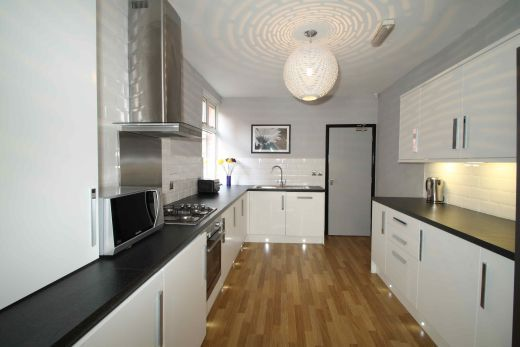 Thumbnail Terraced house to rent in 40 Cawdor Road, Manchester