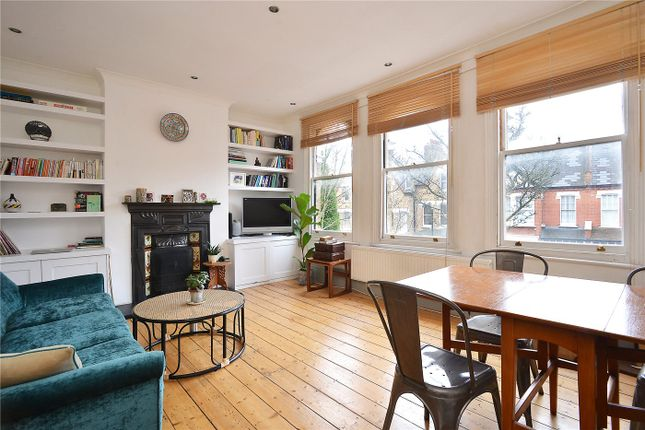Thumbnail Flat to rent in Grove Hill Road, Camberwell, London