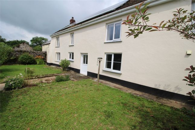 Thumbnail Detached house to rent in Sutcombe, Holsworthy